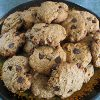 GlutenFree Almond Butter Chocolate Chip Cookies Recipe